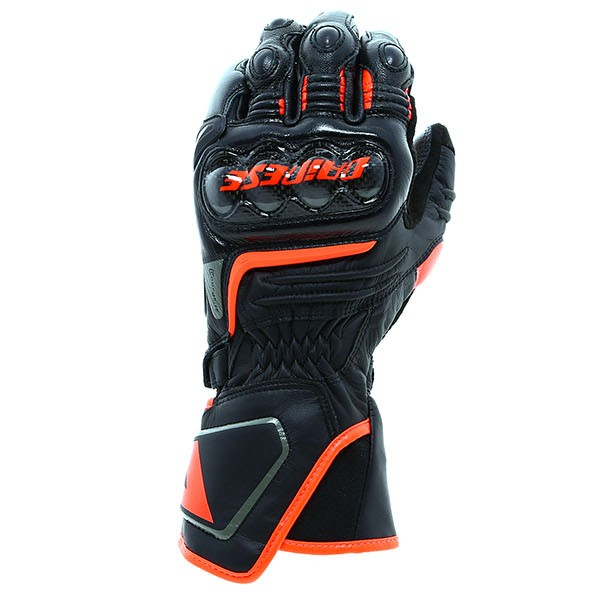 Dainese_Carbon_D1_Long_Gloves-Black-Black-Fluo_Red_knuckle_243558